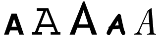 Example Glyphs