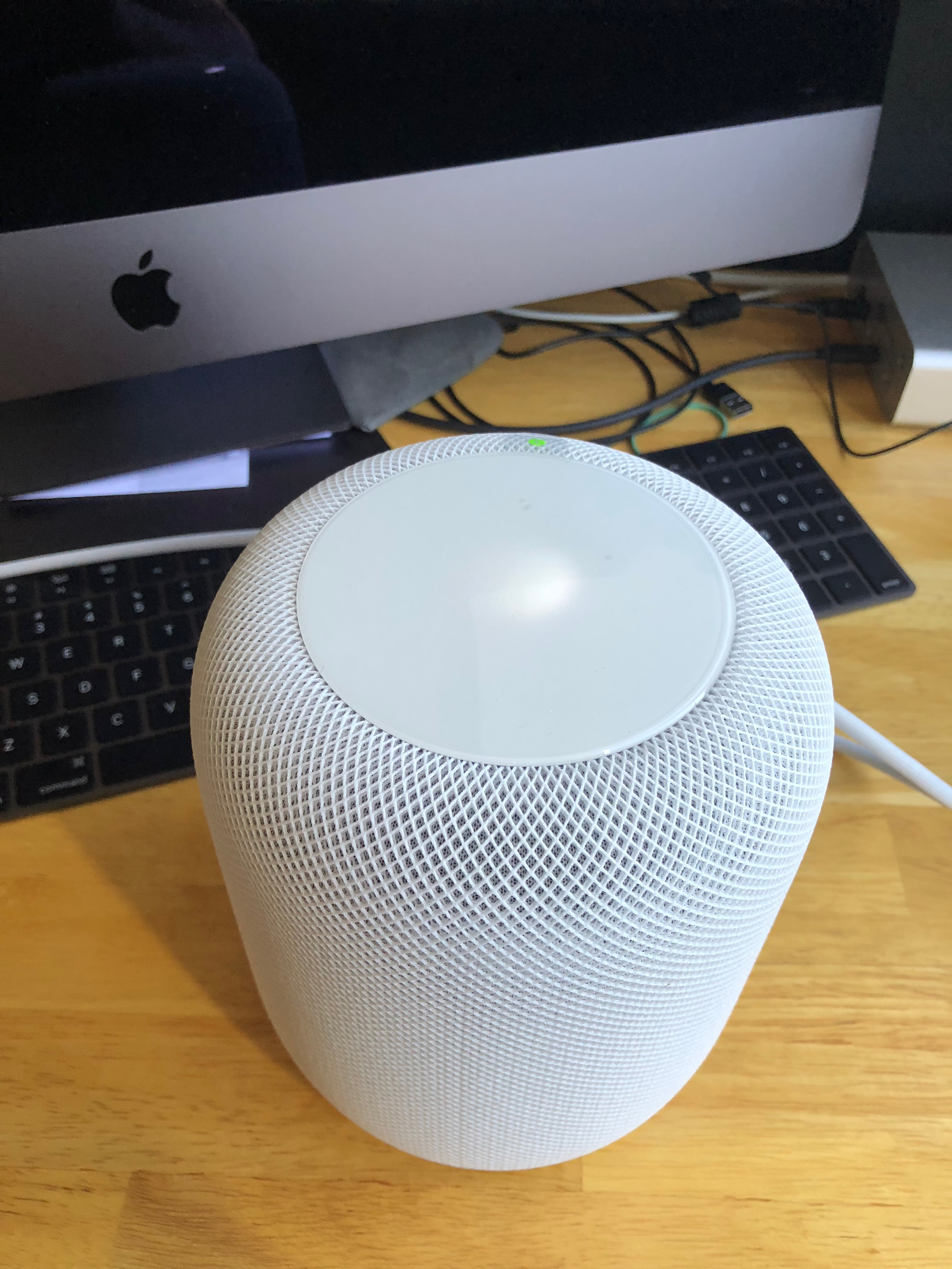 Figure 2. HomePod.